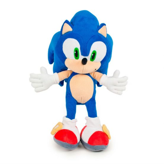 Peluche Sonic 30cm