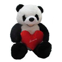 Peluche Panda Gigante Personalizável com Foto ou Texto 120/165cm